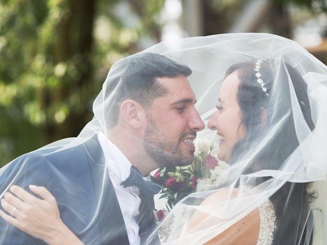 Il matrimonio di Luca e Manuela a Somma Lombardo, Varese 30