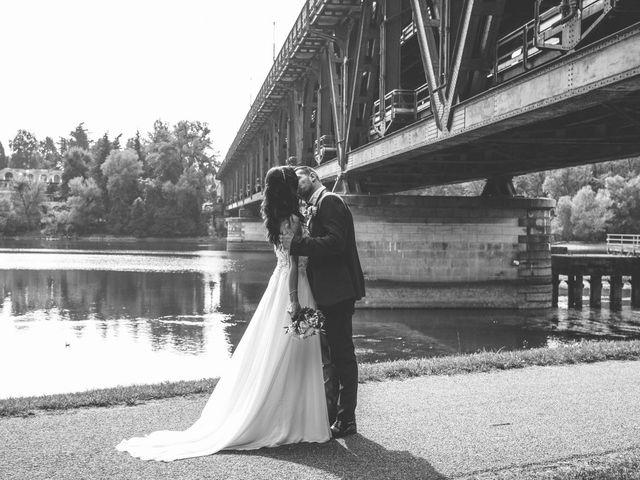 Il matrimonio di Luca e Manuela a Somma Lombardo, Varese 32