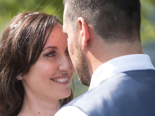 Il matrimonio di Luca e Manuela a Somma Lombardo, Varese 36