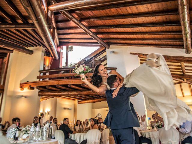 Il matrimonio di Luca e Manuela a Somma Lombardo, Varese 38