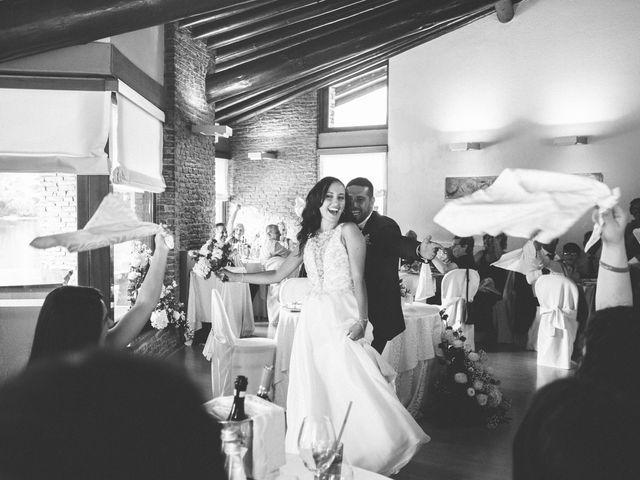 Il matrimonio di Luca e Manuela a Somma Lombardo, Varese 39