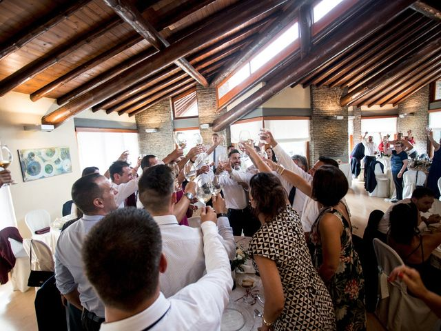Il matrimonio di Luca e Manuela a Somma Lombardo, Varese 42