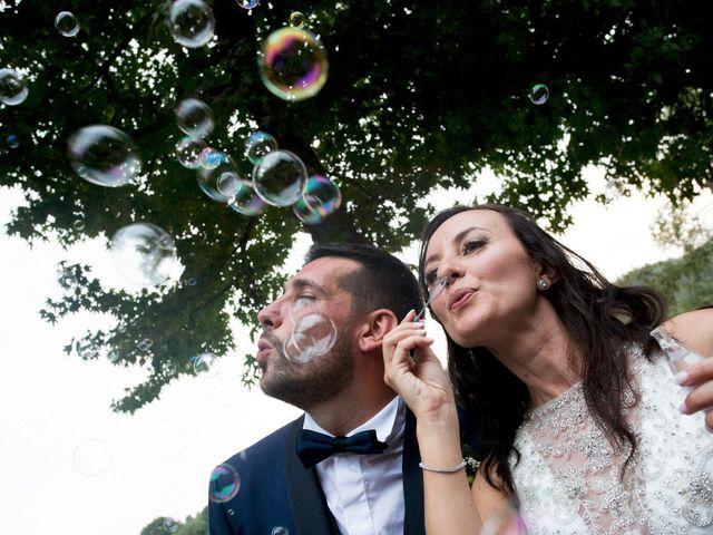 Il matrimonio di Luca e Manuela a Somma Lombardo, Varese 48
