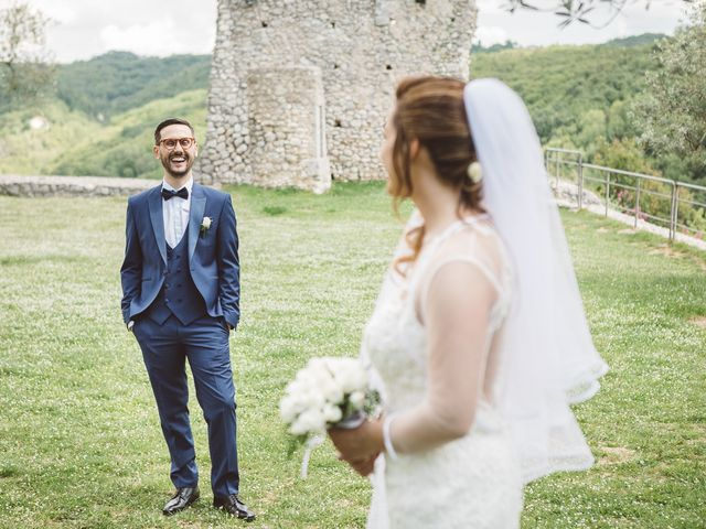 Il matrimonio di Marco e Sandra a Sora, Frosinone 23