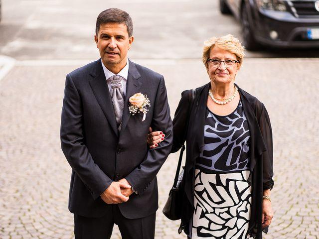 Il matrimonio di Silvio e Clorinda a Pavia, Pavia 11