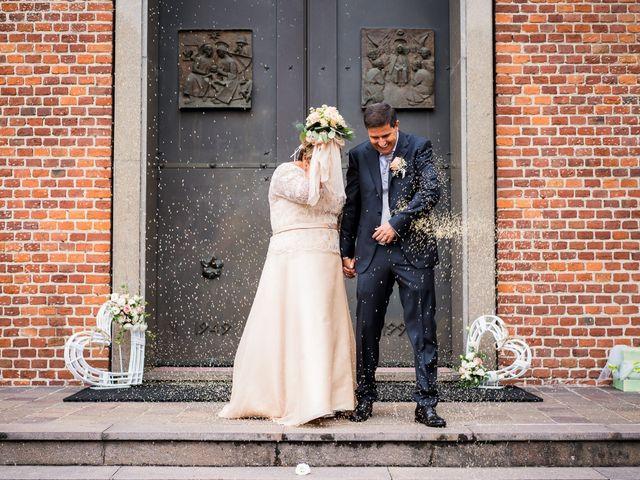 Il matrimonio di Silvio e Clorinda a Pavia, Pavia 14