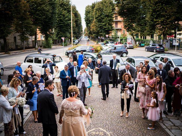 Il matrimonio di Silvio e Clorinda a Pavia, Pavia 15