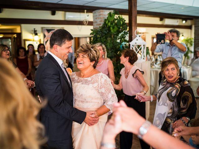 Il matrimonio di Silvio e Clorinda a Pavia, Pavia 24
