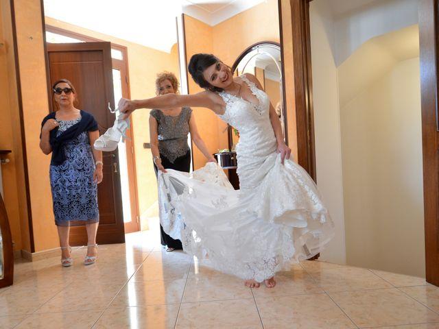 Il matrimonio di Mattia e Annalisa a Veglie, Lecce 6