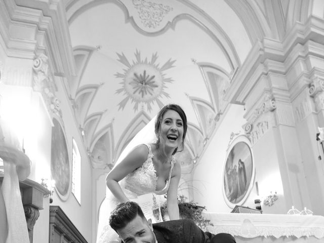Il matrimonio di Mattia e Annalisa a Veglie, Lecce 9