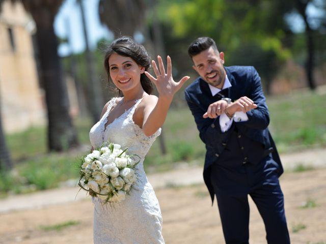 Il matrimonio di Mattia e Annalisa a Veglie, Lecce 11