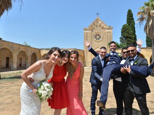 Il matrimonio di Mattia e Annalisa a Veglie, Lecce 12