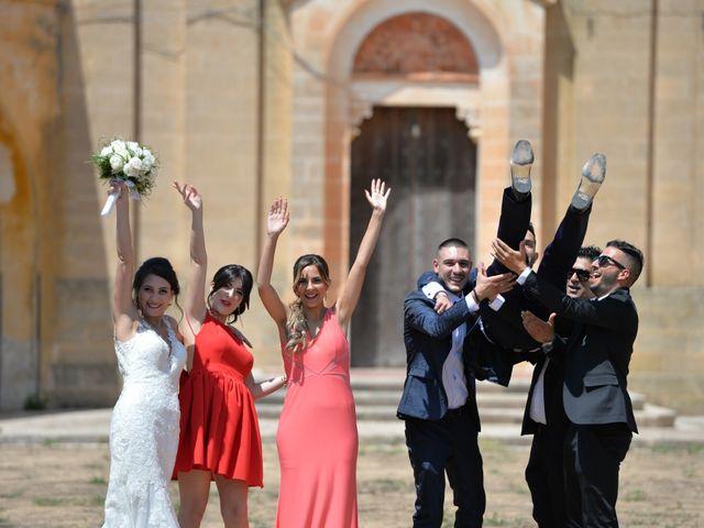 Il matrimonio di Mattia e Annalisa a Veglie, Lecce 13