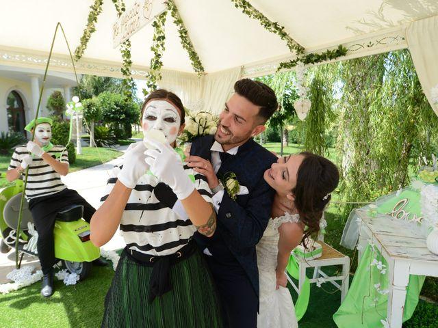 Il matrimonio di Mattia e Annalisa a Veglie, Lecce 16