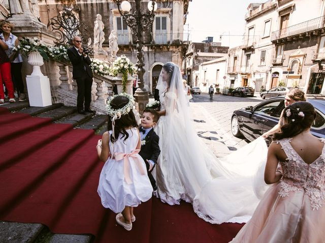 Il matrimonio di Antonio e Vittoria a Acireale, Catania 30