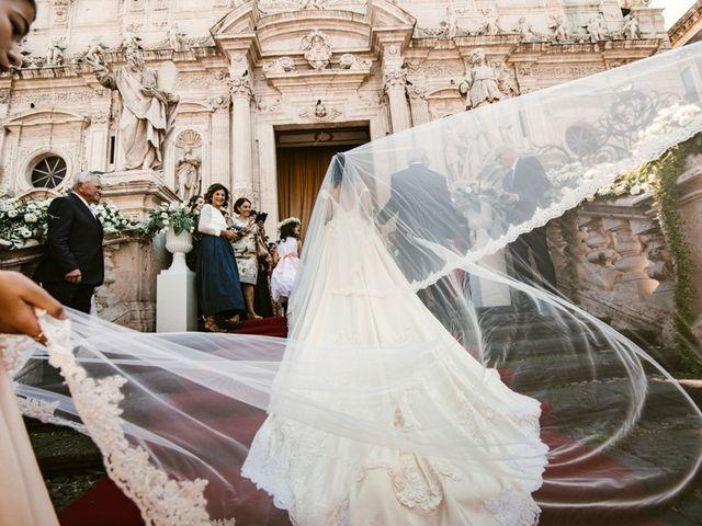 Il matrimonio di Antonio e Vittoria a Acireale, Catania 31