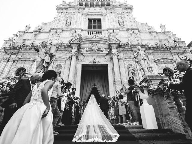 Il matrimonio di Antonio e Vittoria a Acireale, Catania 32