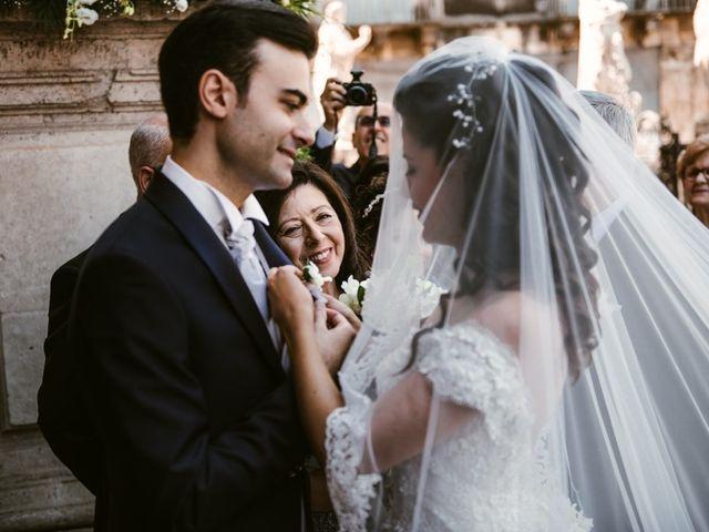 Il matrimonio di Antonio e Vittoria a Acireale, Catania 34