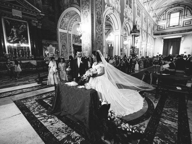 Il matrimonio di Antonio e Vittoria a Acireale, Catania 35