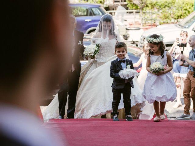 Il matrimonio di Antonio e Vittoria a Acireale, Catania 36
