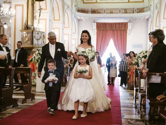 Il matrimonio di Antonio e Vittoria a Acireale, Catania 37