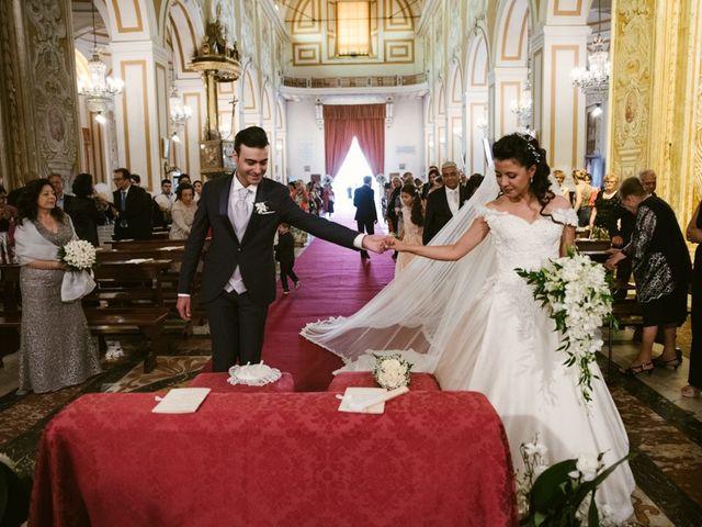 Il matrimonio di Antonio e Vittoria a Acireale, Catania 38