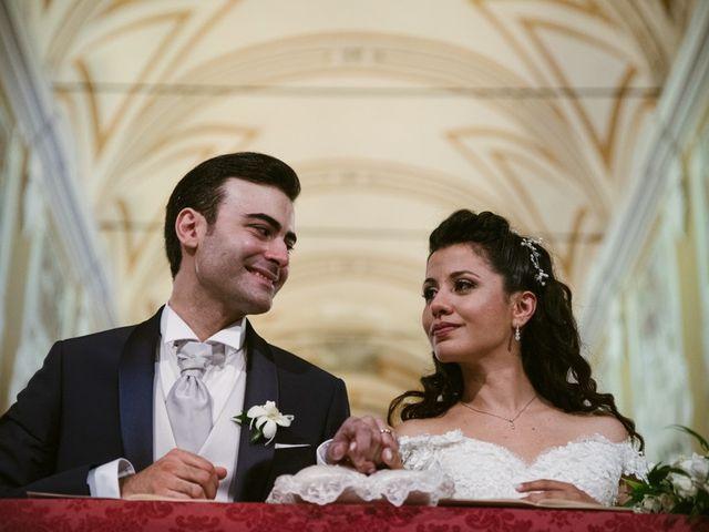 Il matrimonio di Antonio e Vittoria a Acireale, Catania 40