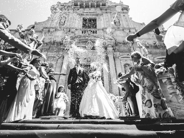 Il matrimonio di Antonio e Vittoria a Acireale, Catania 41