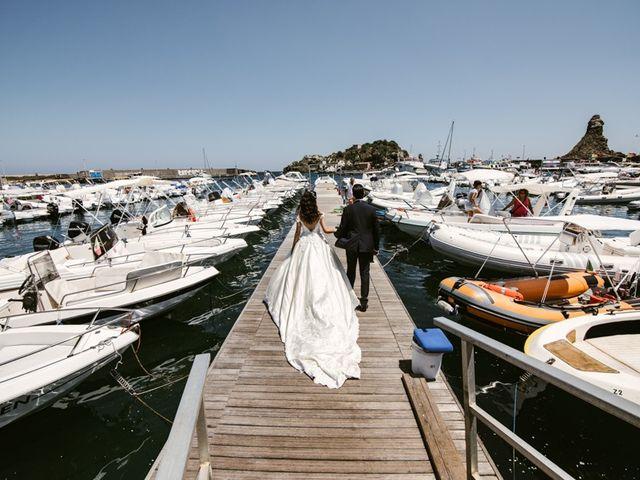 Il matrimonio di Antonio e Vittoria a Acireale, Catania 44