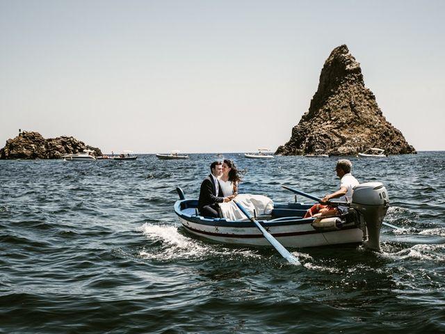 Il matrimonio di Antonio e Vittoria a Acireale, Catania 45