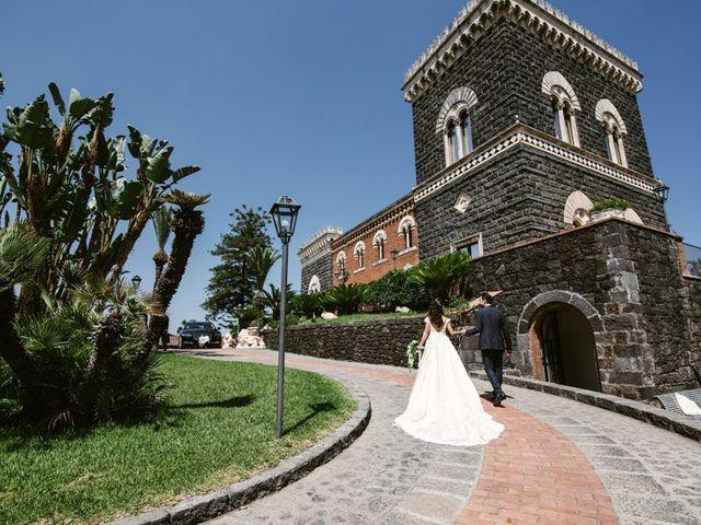 Il matrimonio di Antonio e Vittoria a Acireale, Catania 47