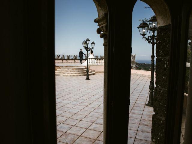 Il matrimonio di Antonio e Vittoria a Acireale, Catania 49