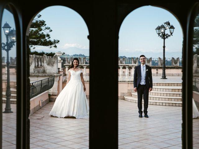 Il matrimonio di Antonio e Vittoria a Acireale, Catania 51
