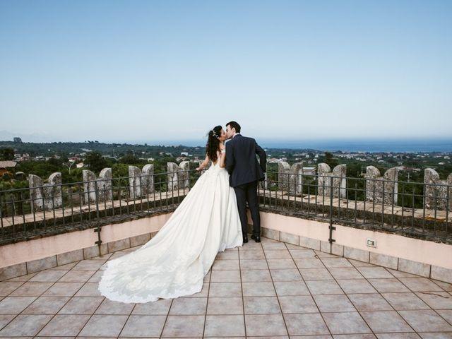 Il matrimonio di Antonio e Vittoria a Acireale, Catania 55