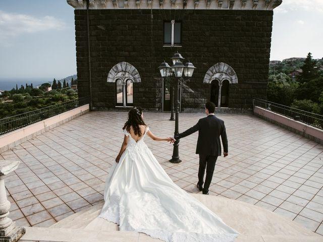 Il matrimonio di Antonio e Vittoria a Acireale, Catania 56