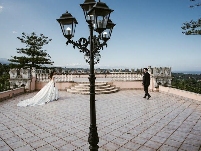 Il matrimonio di Antonio e Vittoria a Acireale, Catania 57