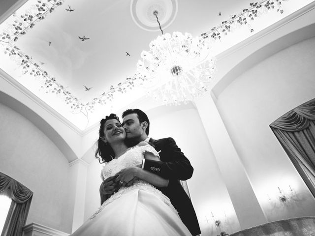 Il matrimonio di Antonio e Vittoria a Acireale, Catania 58
