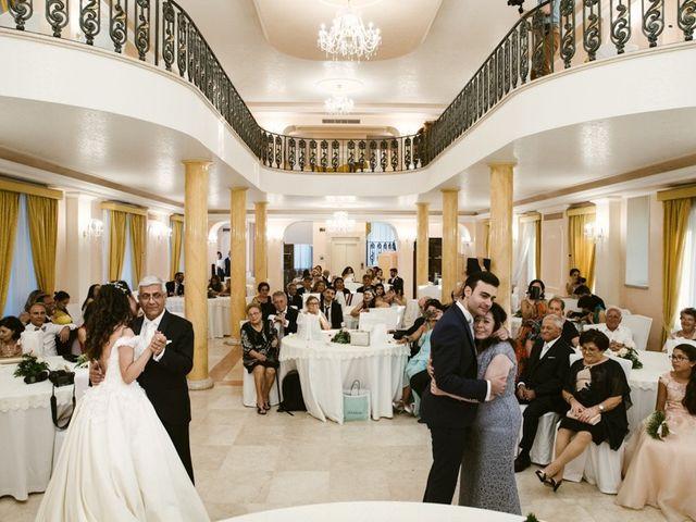 Il matrimonio di Antonio e Vittoria a Acireale, Catania 59