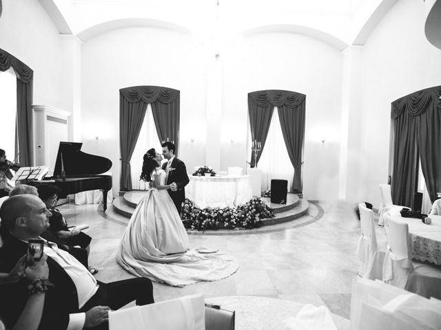 Il matrimonio di Antonio e Vittoria a Acireale, Catania 61