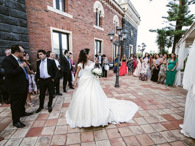 Il matrimonio di Antonio e Vittoria a Acireale, Catania 63