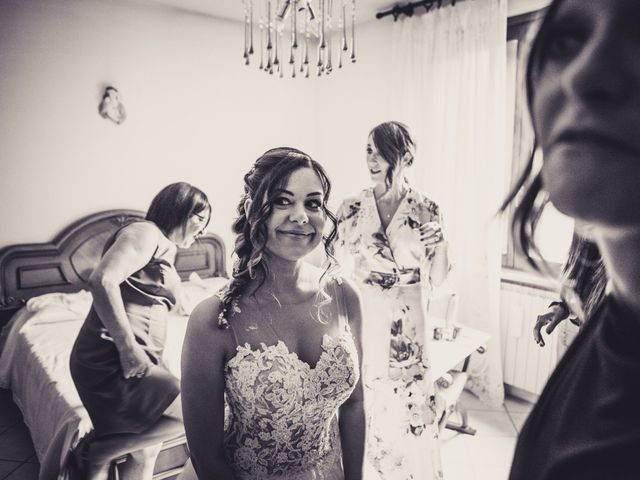 Il matrimonio di Matteo e Jessica a Brescia, Brescia 8
