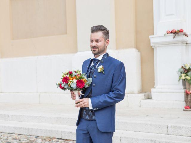 Il matrimonio di Matteo e Jessica a Brescia, Brescia 16