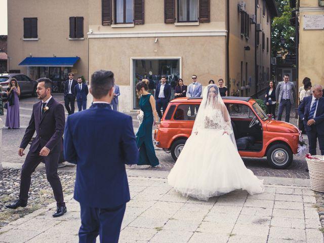 Il matrimonio di Matteo e Jessica a Brescia, Brescia 17
