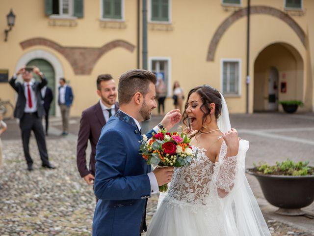 Il matrimonio di Matteo e Jessica a Brescia, Brescia 18