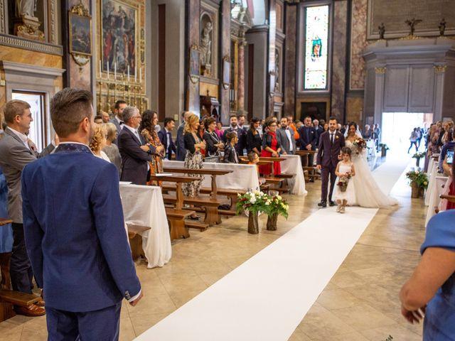 Il matrimonio di Matteo e Jessica a Brescia, Brescia 20