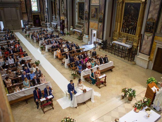 Il matrimonio di Matteo e Jessica a Brescia, Brescia 21