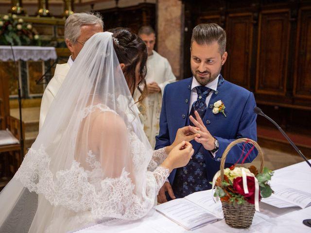 Il matrimonio di Matteo e Jessica a Brescia, Brescia 22