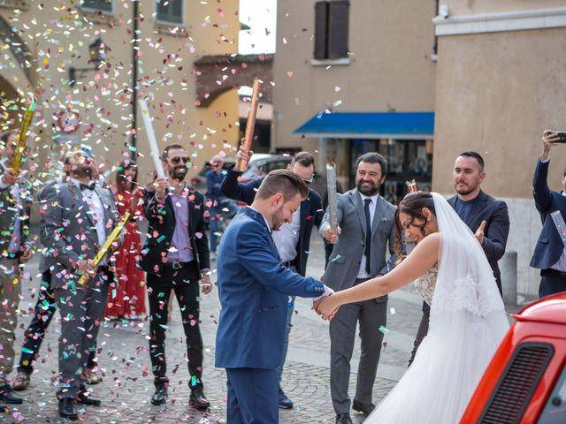 Il matrimonio di Matteo e Jessica a Brescia, Brescia 25