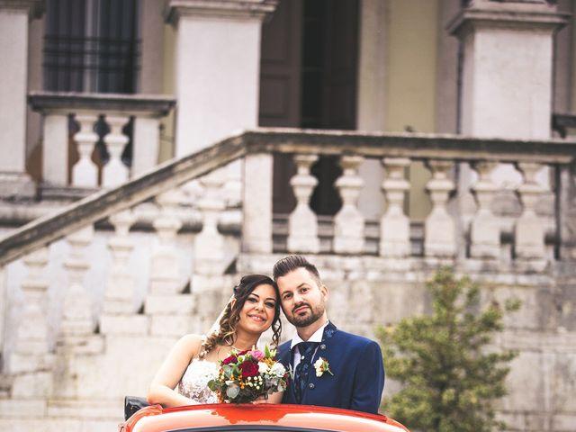 Il matrimonio di Matteo e Jessica a Brescia, Brescia 33