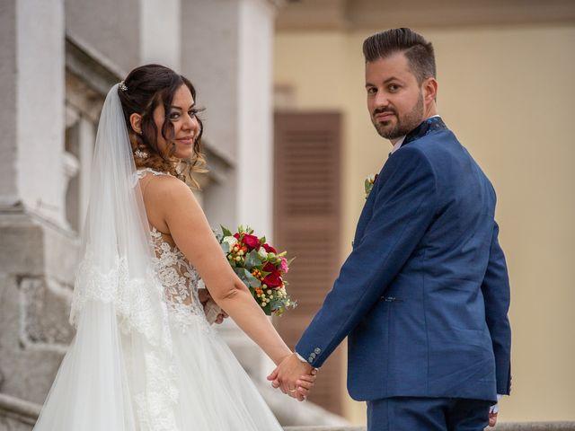 Il matrimonio di Matteo e Jessica a Brescia, Brescia 34